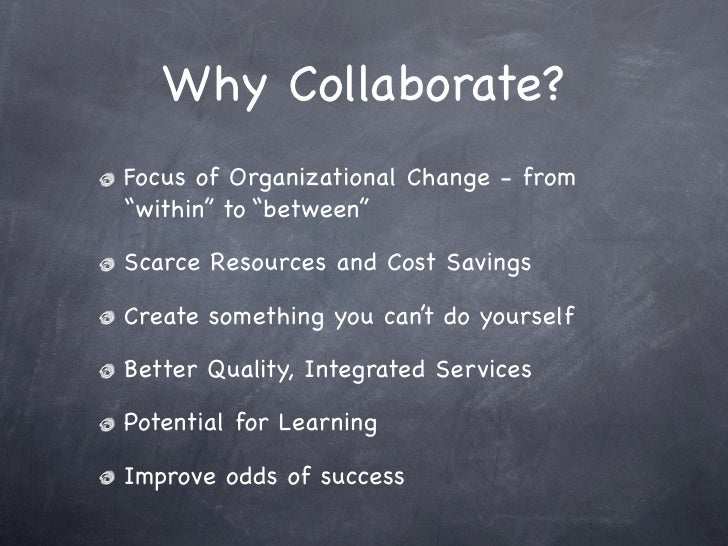 Collaboration Slide 3
