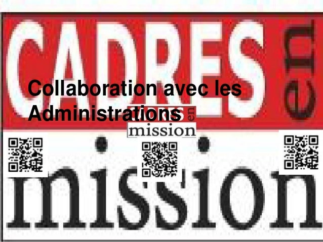 Collaboration avec lesAdministrations