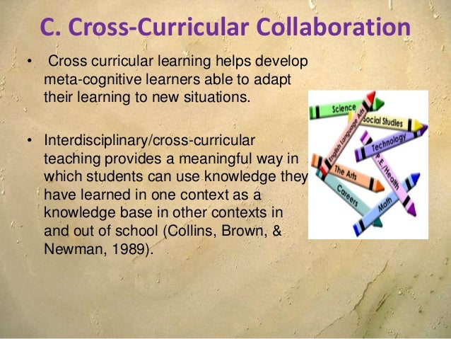 Student Collaboration & Cooperation It is our responsibility to give our students opportunities to collaborate in teams, s...