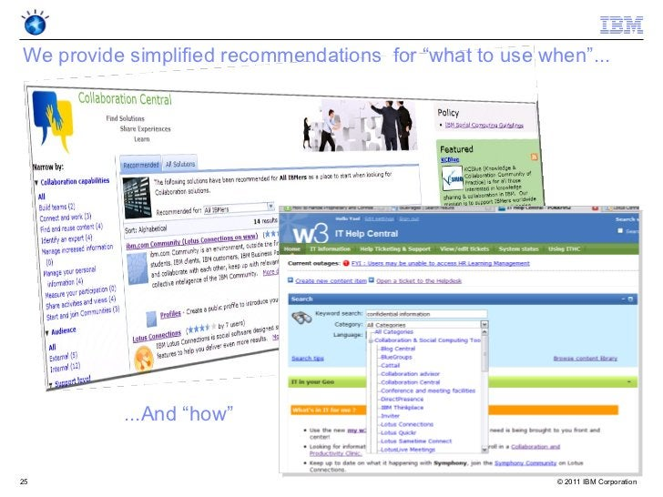 """We provide simplified recommendations for """"what to use when""""...          ...And """"how""""25                                   ..."""