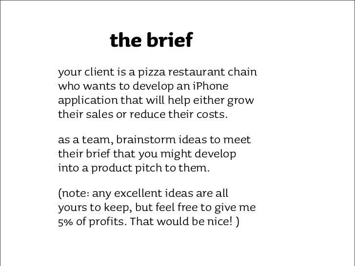 debrief: brainstorming that works!