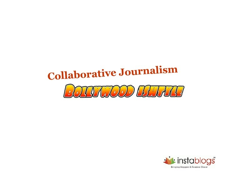 Collaborative Journalism