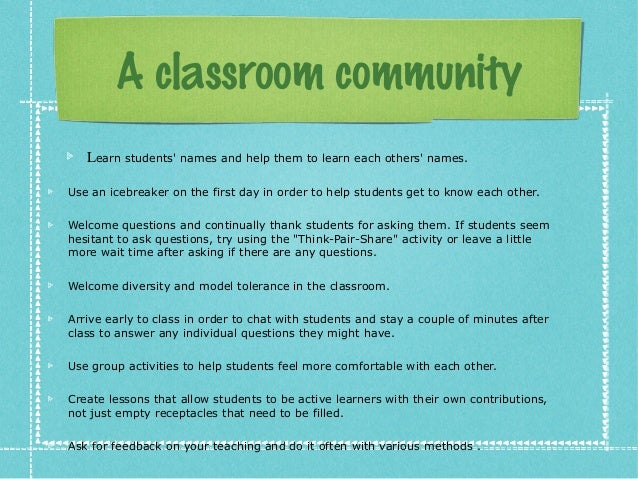 Collaborative Activities For The Classroom ~ Collaborative activities