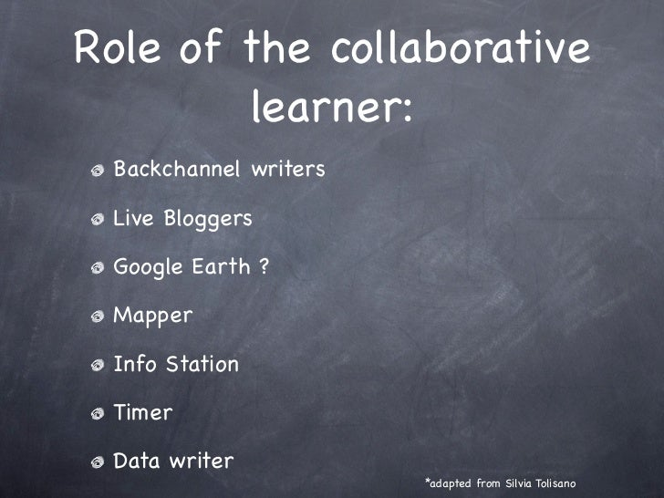 Collaborative Classroom Data ~ Collaborative classroom