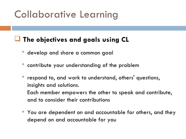 Collaborative Classroom Definition ~ Collaborative cooperative active