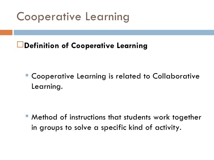 collaborative writing definition Hui-chin yeh how collaborative dialogues facilitate collaborative writing language learning & technology 25 while given the opportunity to perform text-based.