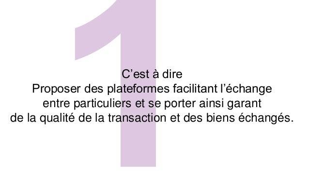 Consommation collaborative alexandra penel french - Qui peut se porter garant pour une location d appartement ...