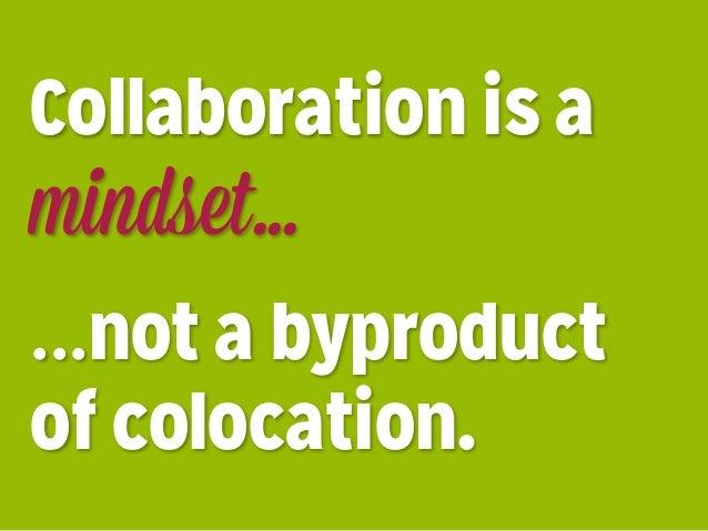 Collaborative Design: Lessons & Observations