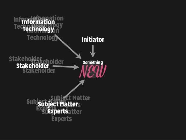 Information Technology Information Technology Information Technology Subject Matter Experts Subject Matter Experts Subject...