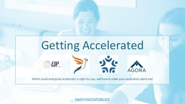 Collaborative getting accelerated webinar with agora, fledge, edd, vi…