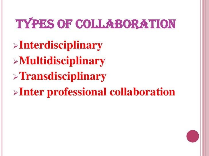 Collaborative Teaching Define ~ Collaborative issues in nursing