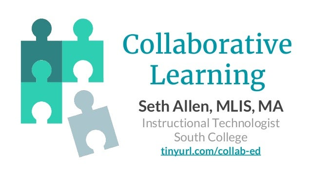 Collaborative Learning: A Sourcebook for Higher Education
