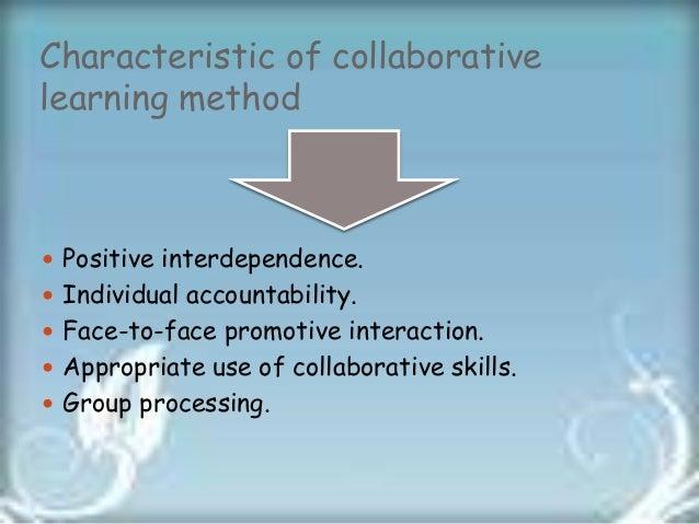 Collaborative Teaching Methodologies ~ Collaborative learning method