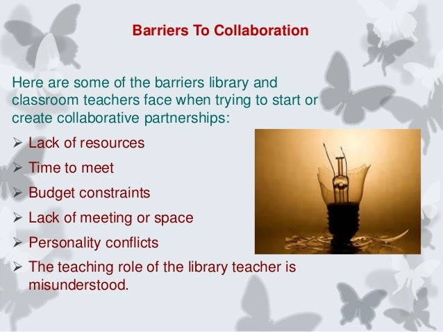 Collaborative Teaching Websites ~ Collaborative partnerships between the library and