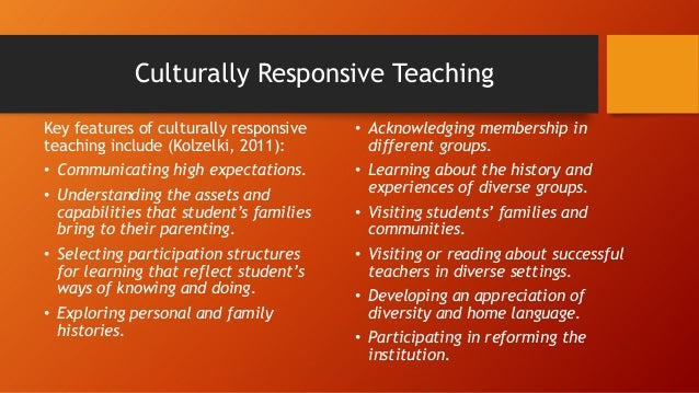Collaborative Teaching Powerpoint ~ Race and multicultural education
