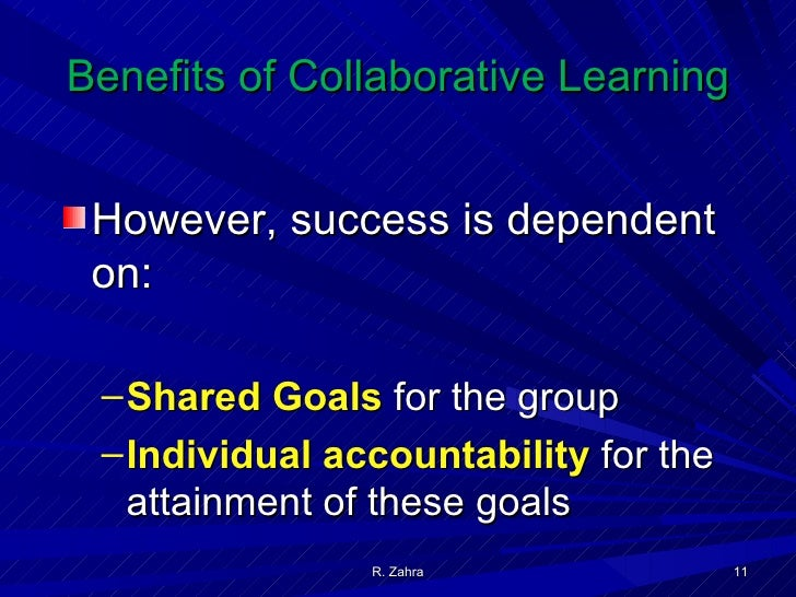 the benefits of cooperative learning for students Additional benefits of cooperative learning here are some additional benefits of cooperative learning when students are working toward a common goal, academic work becomes an activity.