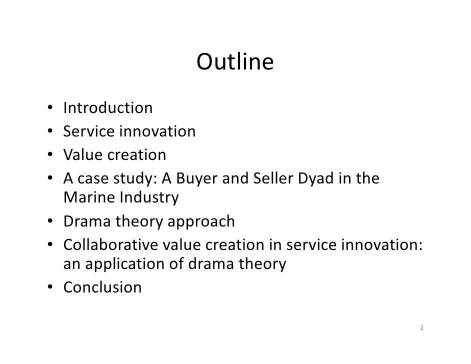 Collaborative value creation Slide 2