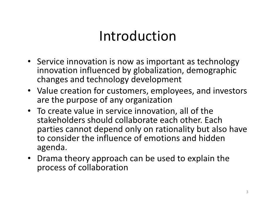 Collaborative value creation Slide 3