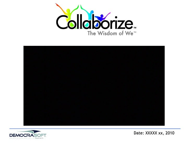 Collaborize Overview Slide 2