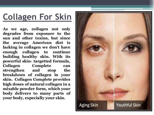 collagen supplement for skin