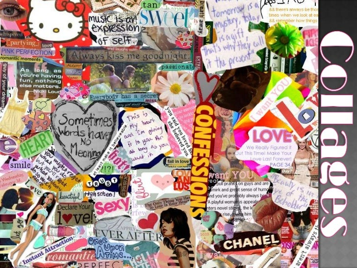 pictures of collages
