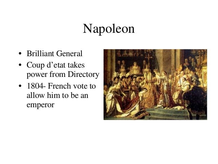 Napoleons collapse