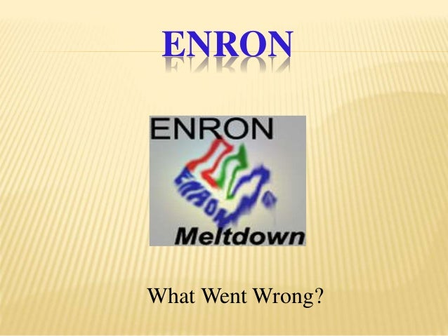 enron questionable transactions If it became questionable, enron would have to record  increase to offset the significant losses they incurred on most of their derivative transactions with enron.