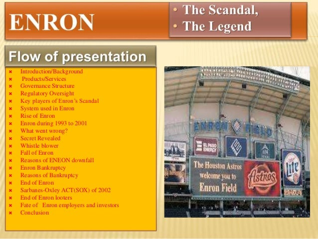 the collapse of enron pdf