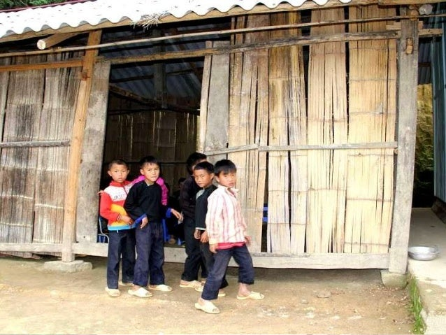 Collecte pour les enfants défavorisés au nord vietnam
