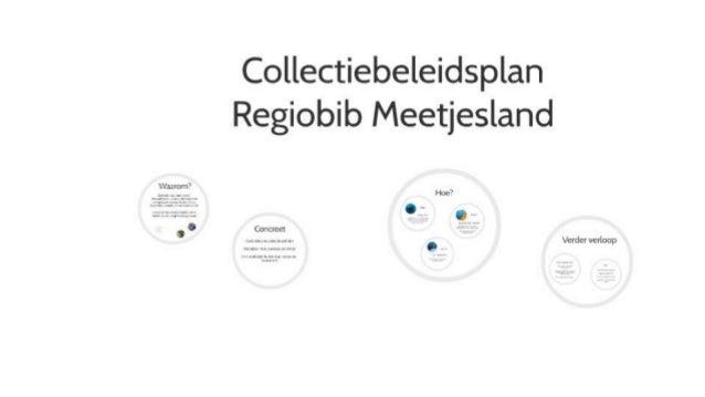 20171023_Collectiebeleidsplan_Studiedag Regionaal Collectioneren