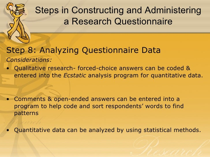 qualitative research and respondents essay Essay-the qualitative research was conducted with adopting an open and unbiased attitude towards the data gathered and the resulting recommendations.
