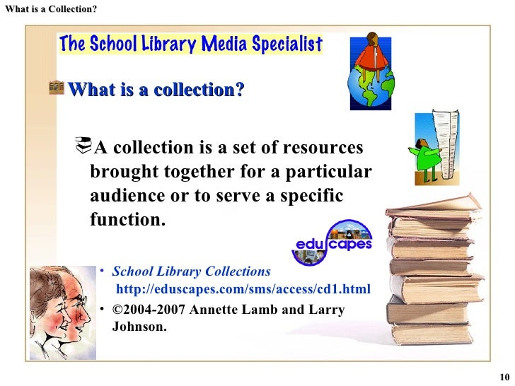 What is a Library Collection?