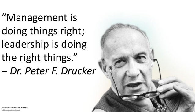 https://www.slideshare.net/optimaltransformation/collection-of-quotes-from-peter-f-drucker