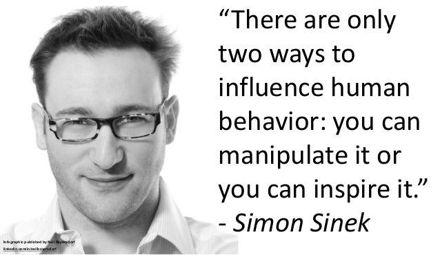 A Collection Of Quotes From Simon Sinek