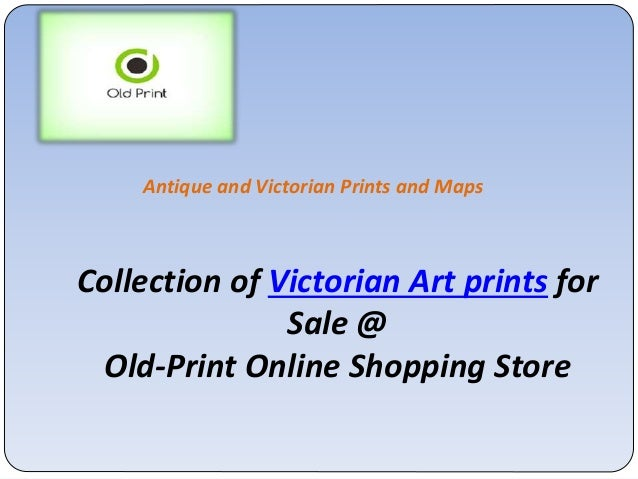 Beautiful Collection Of Victorian Art Prints And Paintings - Old maps for sale online