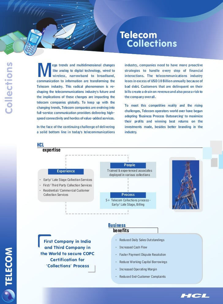 Telecom                                                                       Collections          M                    eg...