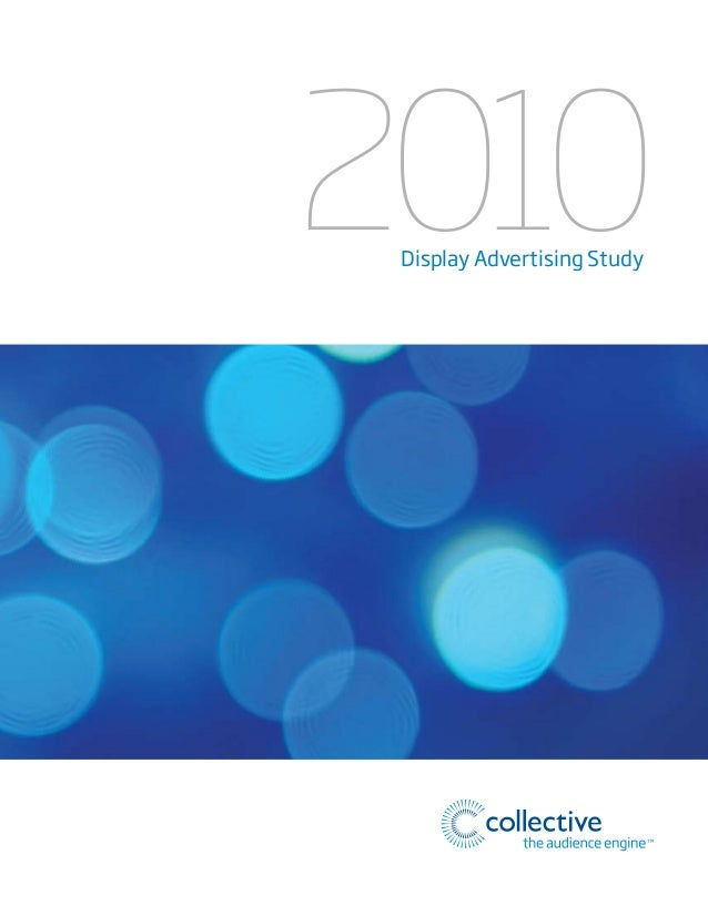 2010Display Advertising Study TM
