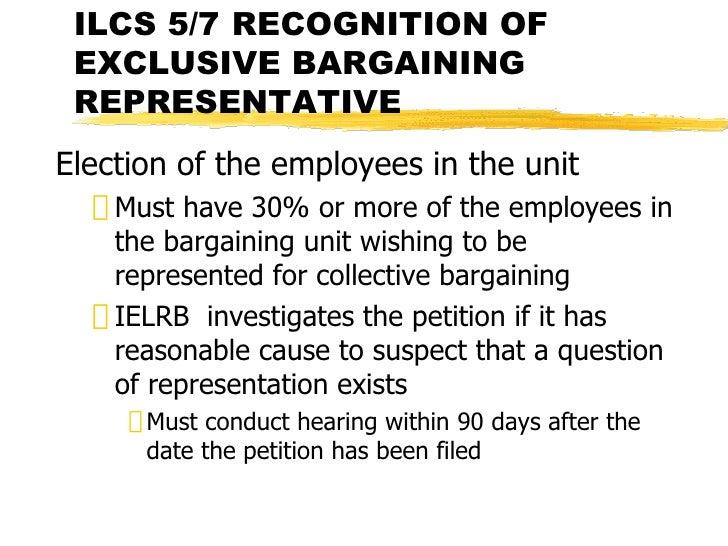 collective bargaining unit