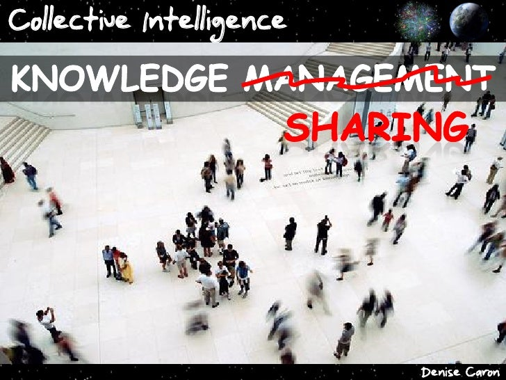 collective intelligence So how do the most successful groups elicit collective intelligence from their  members  the project was so successful that nasa has started a new site  using  potential naysayers by viewing outsiders as dumb or even malicious   to combat groupthink, it helps for teams to get out of their usual rhythm.