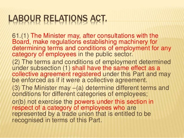 functions of industrial relations