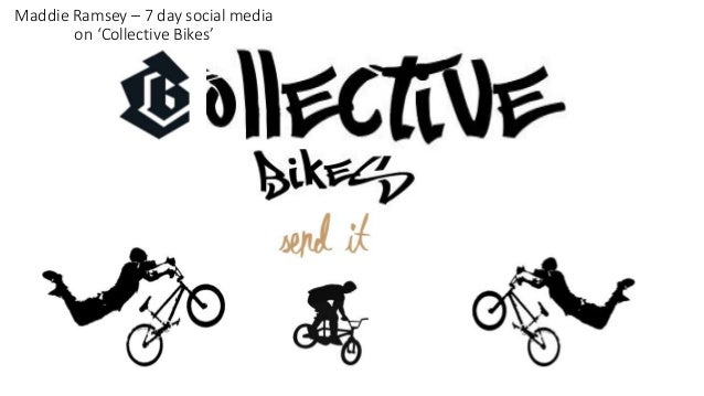 Maddie Ramsey – 7 day social media on 'Collective Bikes'