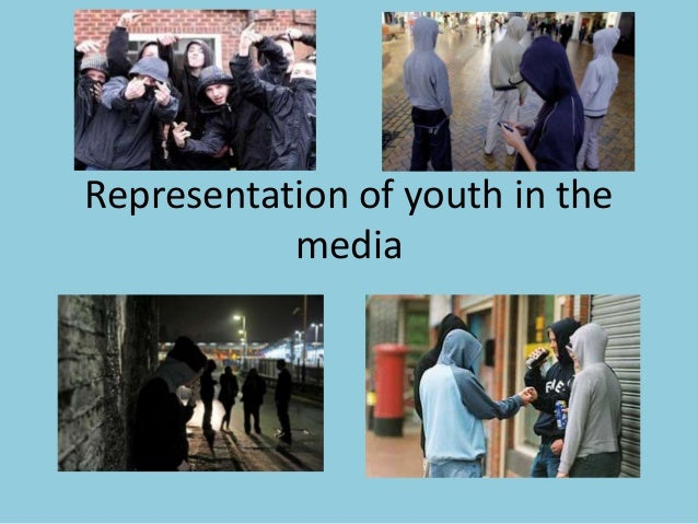 Representation of youth in the media