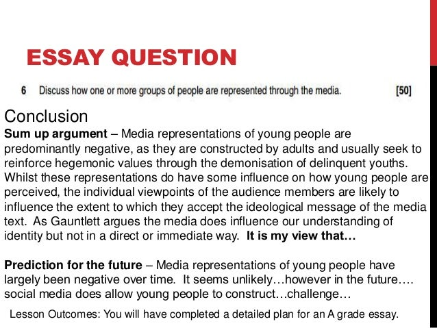 Media hindering the adolescent generation essay