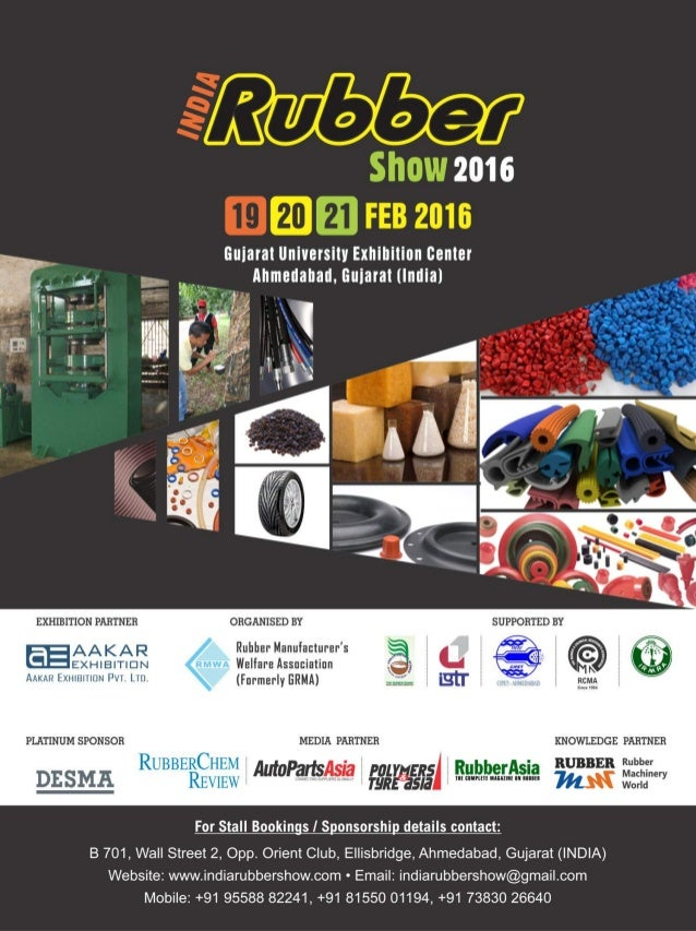 Rubber & Tyre Machinery World - Collectors Edition - Dec 2015