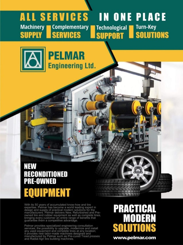   BEST OF 2015   Rubber & Tyre Machinery World DEC 2015  Attn: Buyers of New, Used Or Rebuild Rubber Mixers. RubberMachine...