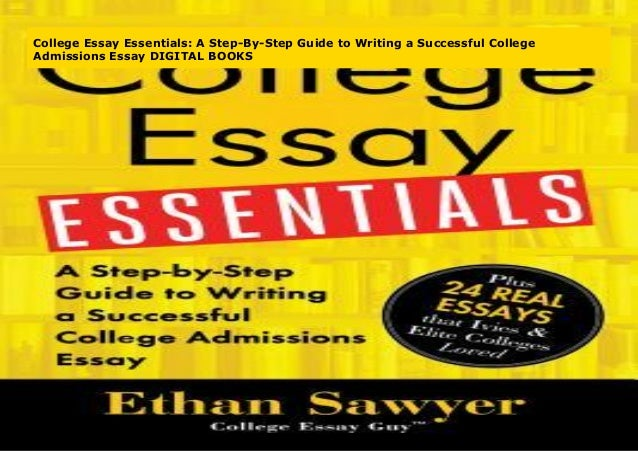 Guide for writing college essays best college cover letter