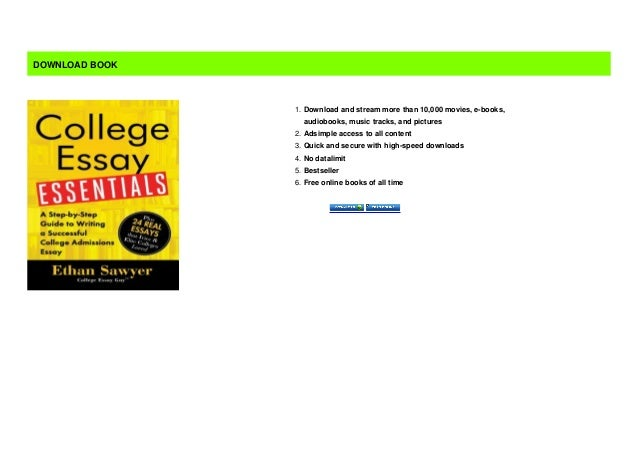 sell college essays