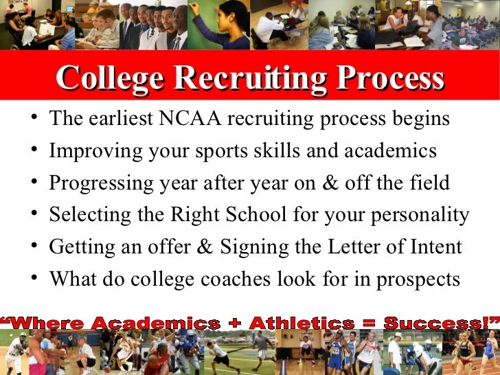college recruiting seminar