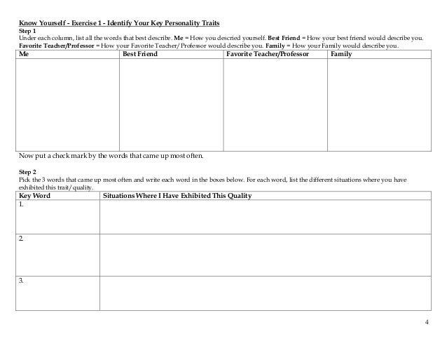 college admisson essay workbook 4