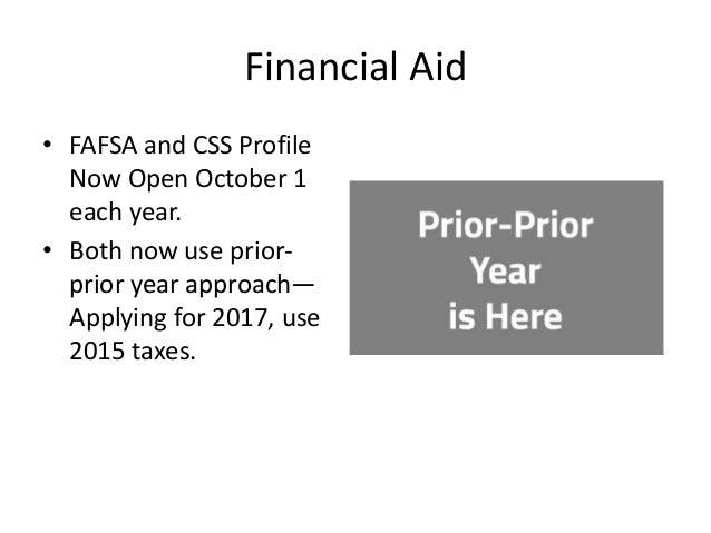 The 2016-2017 College Application Landscape